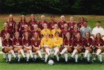 The 1999-2000 women's soccer team.